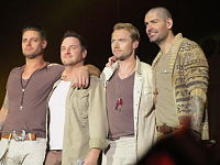 Boyzone. Source: Wikipedia