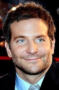Bradley Cooper. Source: Wikipedia