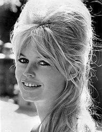 Brigitte BARDOT. Source: Wikipedia