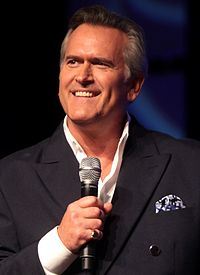 Bruce Campbell. Source: Wikipedia