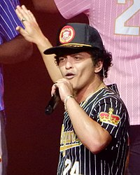 Bruno Mars. Source: Wikipedia