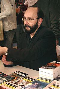 Serge Brussolo. Source: Wikipedia