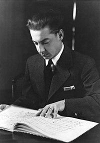 Herbert Von Karajan. Source: Wikipedia
