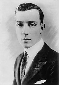Couverture de Buster Keaton