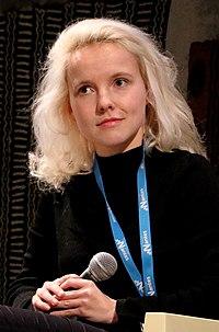 Cécile Coulon. Source: Wikipedia
