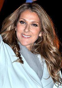 Céline Dion. Source: Wikipedia