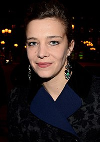 Céline Sallette. Source: Wikipedia