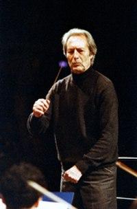 Carlo Maria Giulini. Source: Wikipedia
