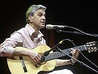 Caetano VELOSO. Source: Wikipedia