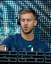 Calvin Harris. Source: Wikipedia