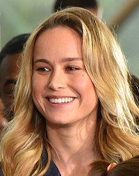 Brie Larson. Source: Wikipedia