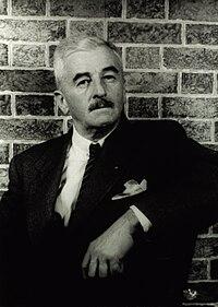 William Faulkner. Source: Wikipedia