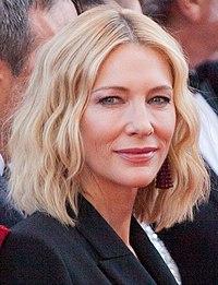 Cate Blanchett. Source: Wikipedia
