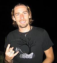 Chad Kroeger. Source: Wikipedia