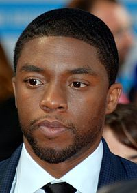 Chadwick Boseman. Source: Wikipedia