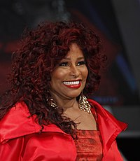 Chaka Khan. Source: Wikipedia