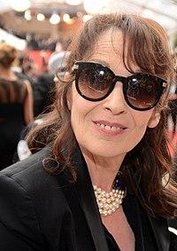 Chantal Lauby. Source: Wikipedia