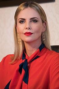 Charlize Theron. Source: Wikipedia