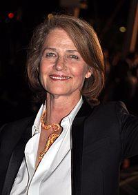 Charlotte Rampling. Source: Wikipedia