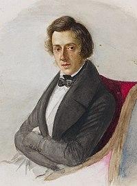 Frédéric Chopin. Source: Wikipedia