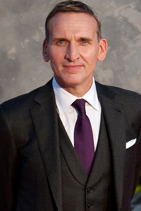 Christopher Eccleston. Source: Wikipedia