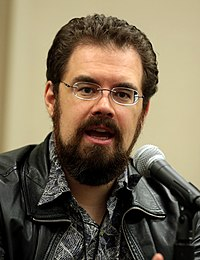 Christopher Paolini. Source: Wikipedia