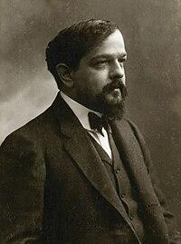 Claude Debussy. Source: Wikipedia