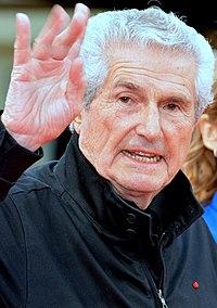 Claude Lelouch. Source: Wikipedia