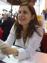 Colombe Schneck. Source: Wikipedia