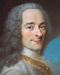 Voltaire. Source: Wikipedia