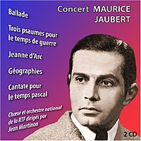 Maurice Jaubert. Source: Wikipedia