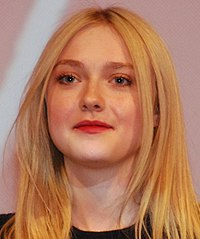 Dakota Fanning. Source: Wikipedia