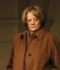 Maggie Smith. Source: Wikipedia