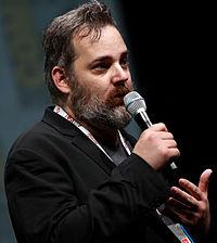 Dan Harmon. Source: Wikipedia