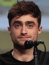 Daniel RADCLIFFE. Source: Wikipedia