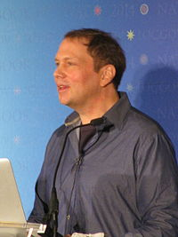 Dav Pilkey. Source: Wikipedia