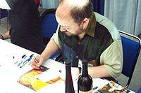 Dave McKean. Source: Wikipedia
