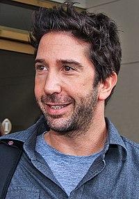 David Schwimmer. Source: Wikipedia