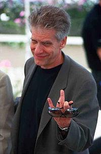 David Cronenberg. Source: Wikipedia