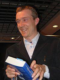 David Mitchell. Source: Wikipedia