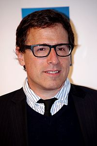 David O. Russell. Source: Wikipedia