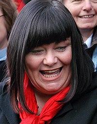 Dawn French. Source: Wikipedia