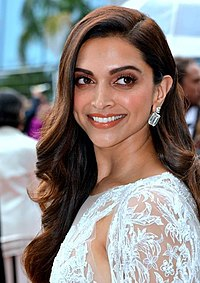 Deepika Padukone. Source: Wikipedia