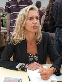 Delphine de Vigan. Source: Wikipedia