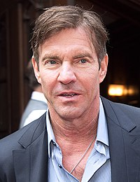 Dennis Quaid. Source: Wikipedia
