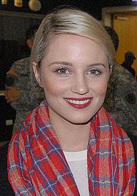 Dianna Agron. Source: Wikipedia