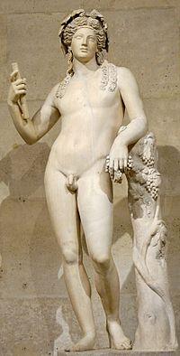 Dionysos. Source: Wikipedia