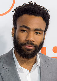 Donald Glover. Source: Wikipedia