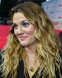 Drew Barrymore. Source: Wikipedia