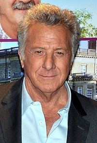 Dustin Hoffman. Source: Wikipedia